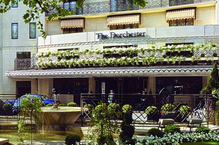The Dorchester Hotel London