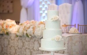 wedding cake luxury