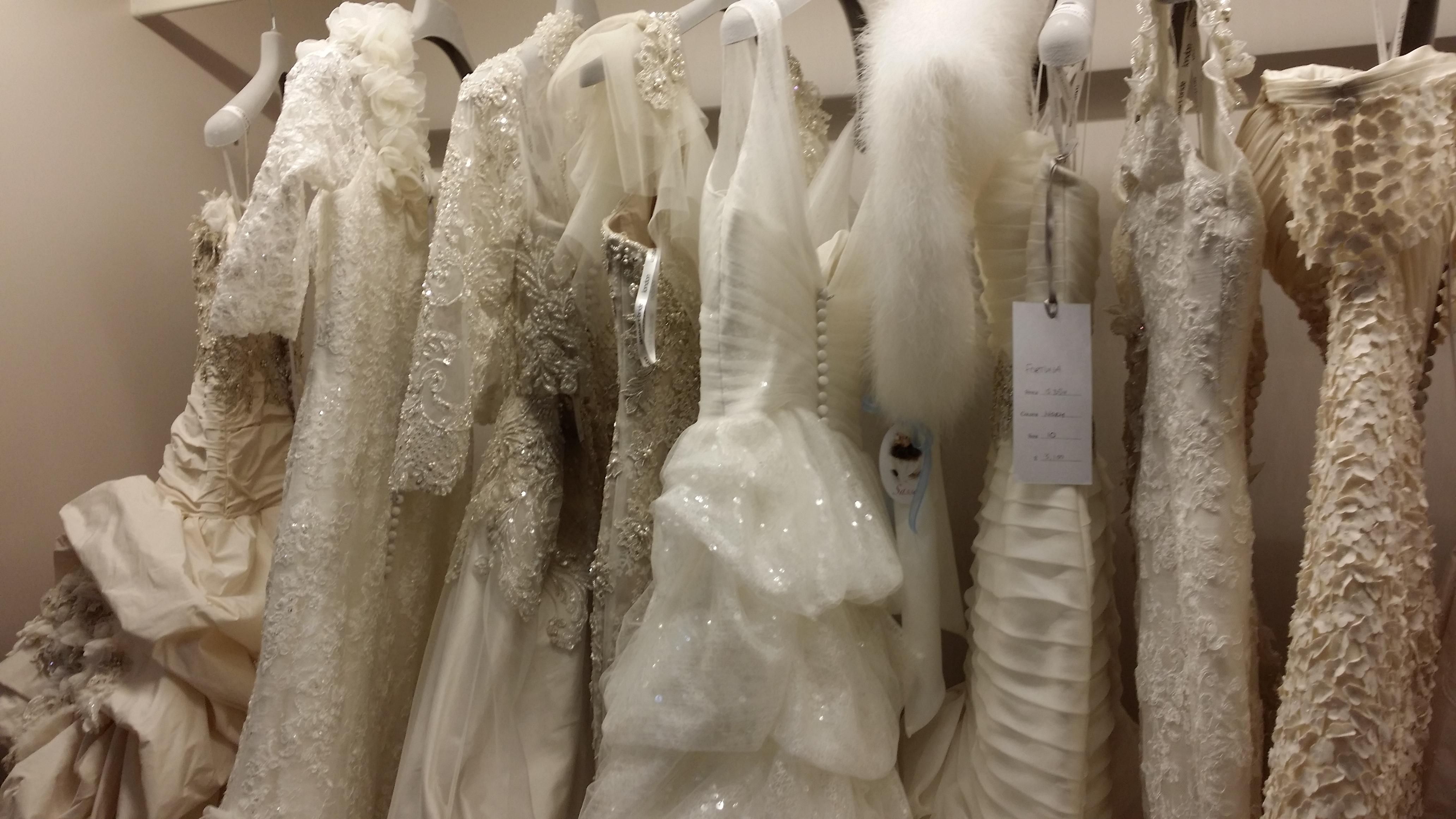 Ian Stuart Bridal Gowns