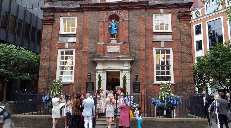 Ian Stuart New Bridal Boutique Launch – London