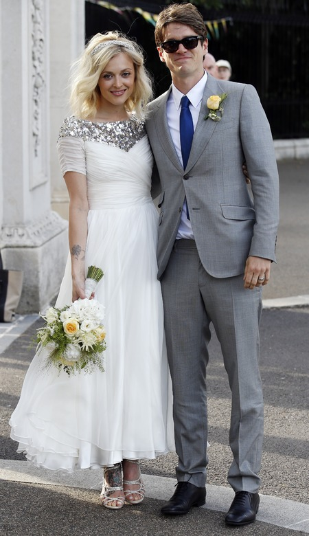 fearne cotton wedding dress