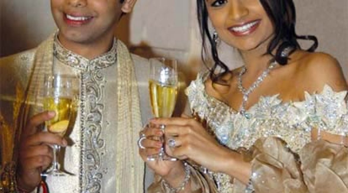 Some of the Most Expensive Weddings in the World