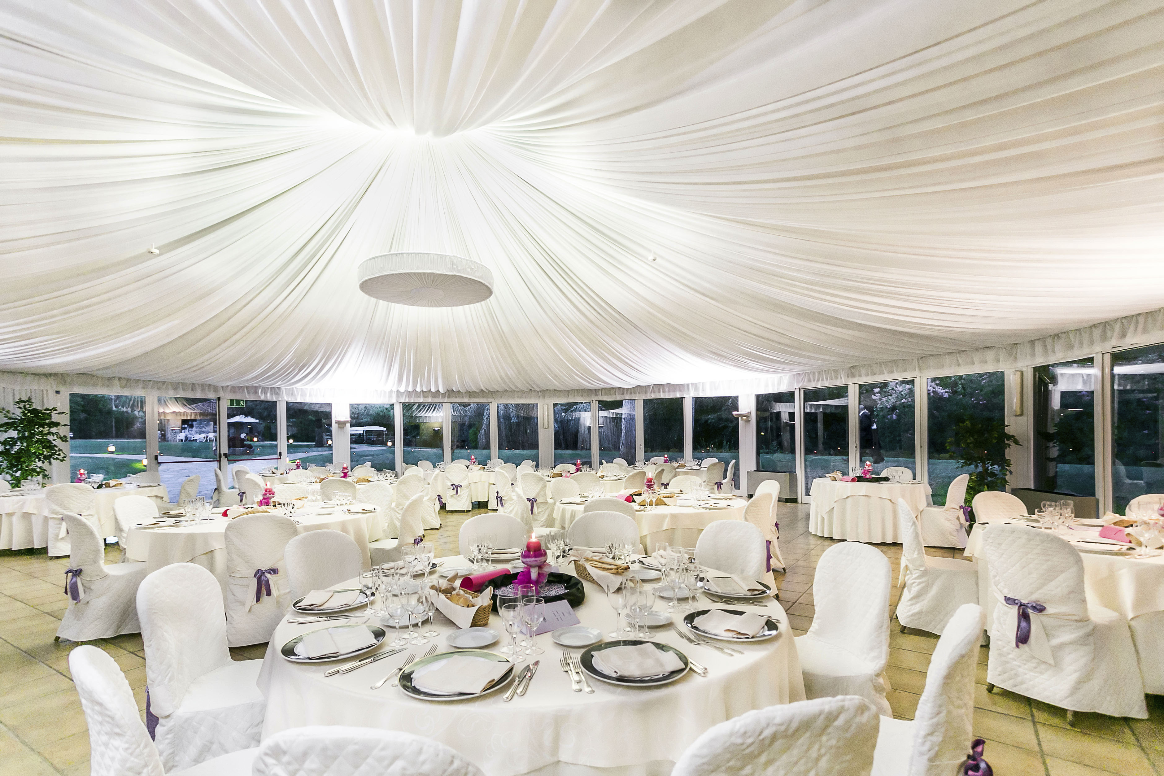 Marquee for Weddings