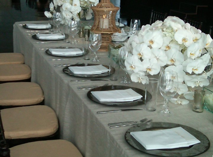 Michelle Rago Table Setting