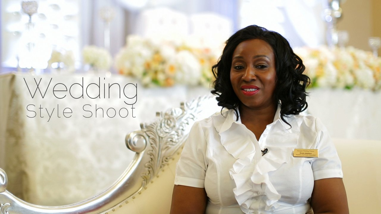 Shola Adedayo Wedding Planner