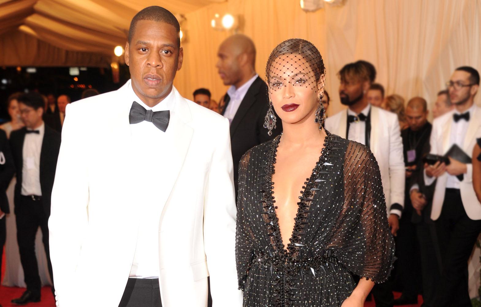 Beyonce and JZ