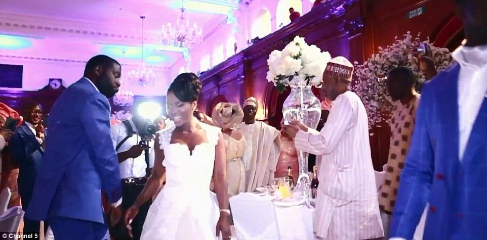 Super Rich Bride Getting Married