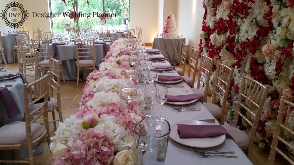 Delightful Top Table