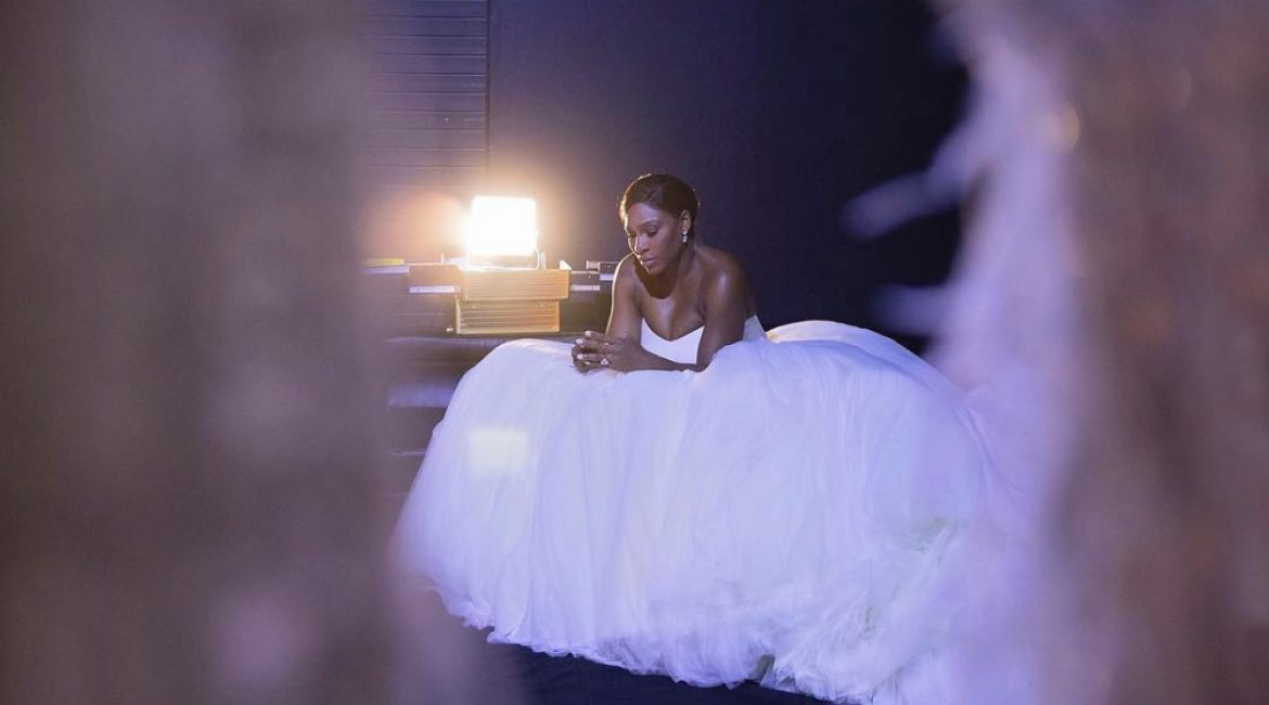 Serena Williams and Alexis Ohanian's Wedding Day