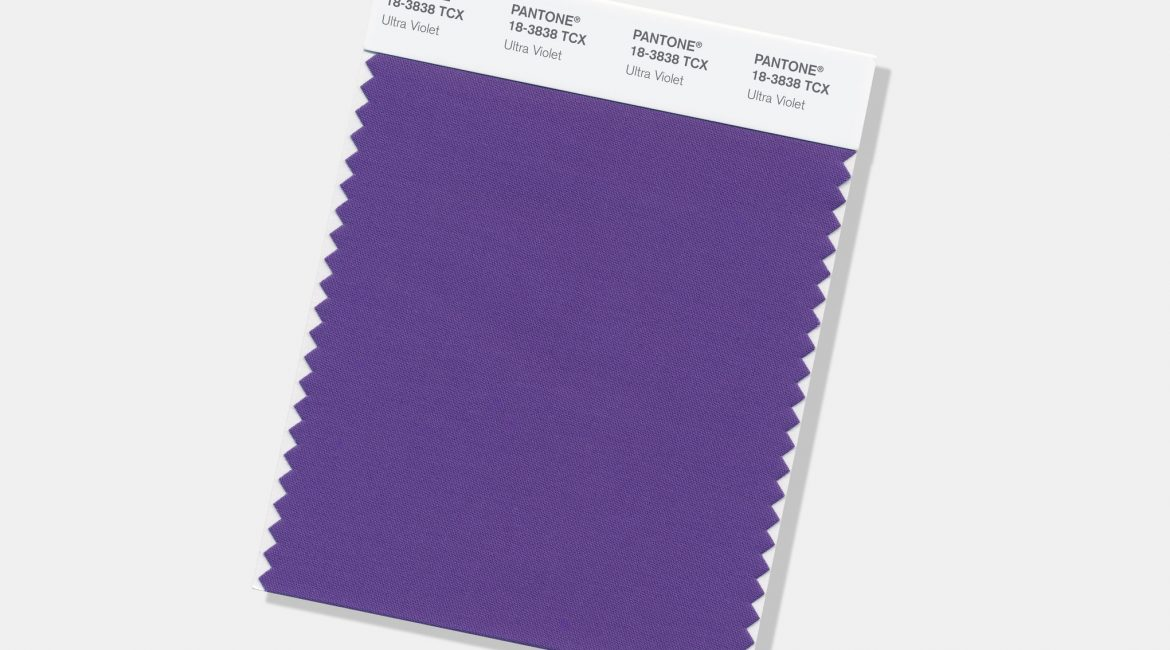 About the Pantone Colour of the Year
