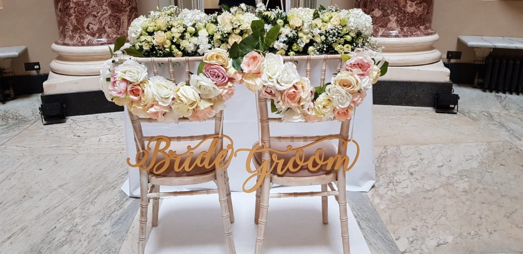 Wedding Couples Chairs