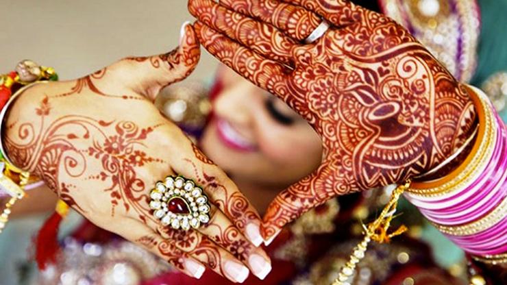 Asian Henna Ceremony